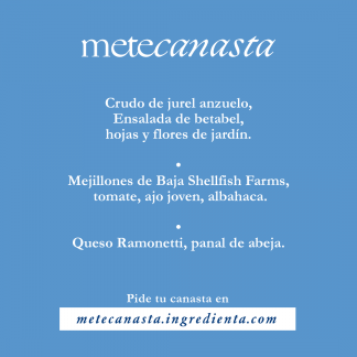 4a. Edición de Metecanasta con Drew M Deckman, Hugo D'Acosta y Pablo Ferrer